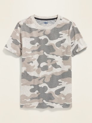Old Navy Softest Camo Crew-Neck Tee for Boys