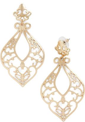 Ferrotype Earrings