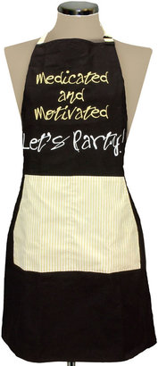 JCPenney Women's Medicated and Motivated Apron