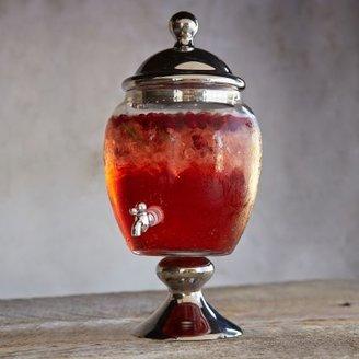 Sur La Table Silver Beverage Jar