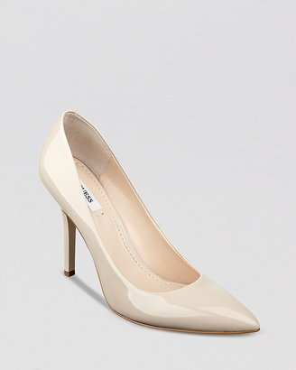 GUESS Pointed Toe Pumps - Plasma High Heel
