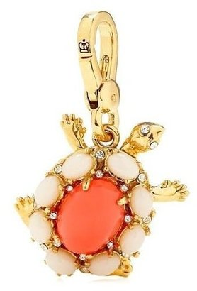 Juicy Couture Turtle Charm in Gold