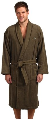 Lacoste Textured Robe