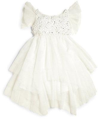 Biscotti Toddler's & Little Girl's Embellished Princess Dress
