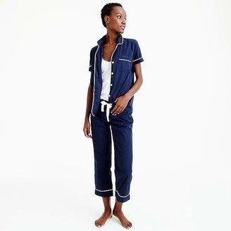Vintage short-sleeve pajama set $85 thestylecure.com