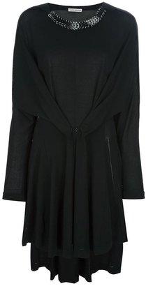 Paco Rabanne embellished mini dress