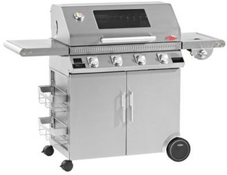 Steel and cast iron 1100 Premium gas barbecue