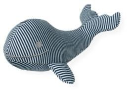 Janie and Jack Whale Plush Rattle