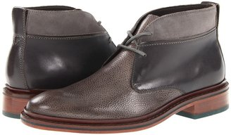 Cole Haan Air Colton Winter Chukka (Charcoal Grey Grain) - Footwear