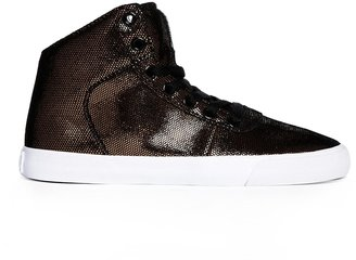 Supra Cuttler Leather High Top Trainers