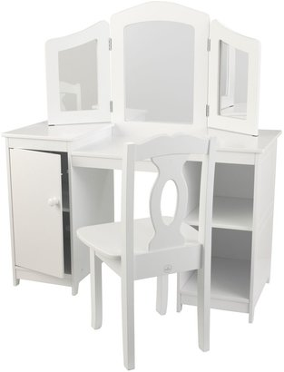 Kid Kraft Deluxe Vanity & Chair Set