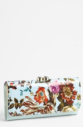 Ted Baker Print Matinee Wallet