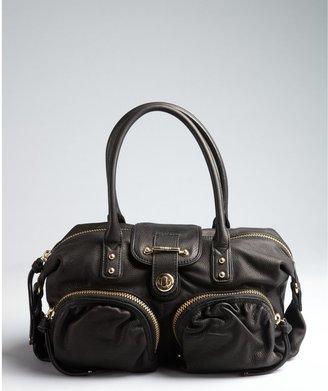 Botkier black leather 'Bianca' medium satchel