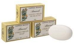 Caswell-Massey Almond Mini Cold Cream Soap