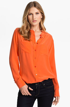 Equipment 'Carmen' Silk Shirt