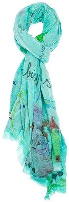 Faliero Sarti 'Dynamo' printed scarf