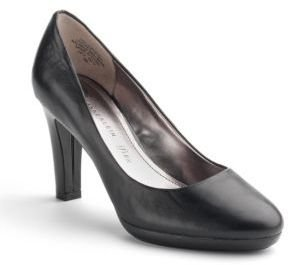 Anne Klein Clemence Leather Pumps