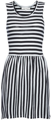 French Connection Martha Stripe Jersey Dress