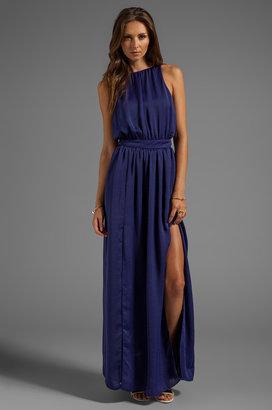 Blaque Label High Slit Maxi Dress
