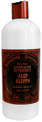 Aleppo Shower Gel by La Manufacture en Provence (25.4oz Shower Gel)