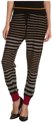 Paul Smith Stripe Jersey Trouser (Multi) - Apparel