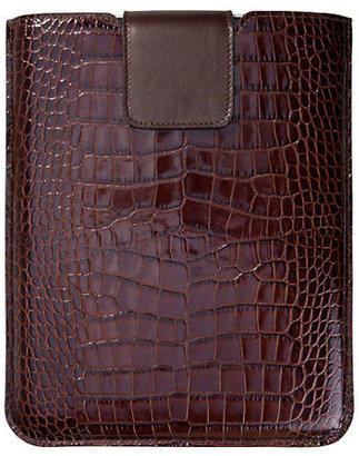 Gump's Graphic Image Universal Leather Tablet Sleeve