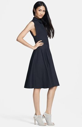 A.L.C. 'Lindsay' Sleeveless Shirtdress