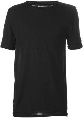 Kris Van Assche layered t-shirt