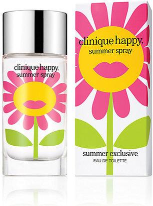 Clinique Happy Summer Spray/3.4 oz.