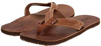 Reef Draftsmen (Brown/Bronze) Men's Sandals
