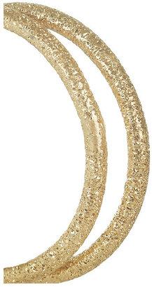 Carolina Bucci Set of two 18-karat gold rings