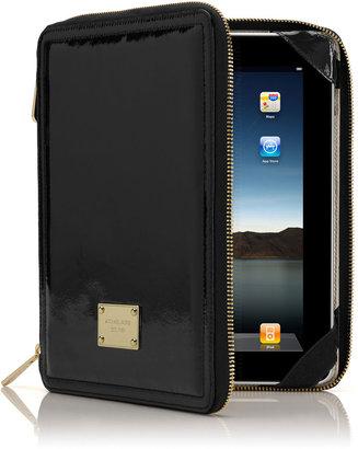 MICHAEL Michael Kors Michael Kors Jet Set iPad Case, Black