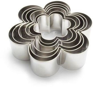 Ateco Daisy Cutters, Set of 6