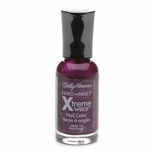 Sally Hansen Hard as Nails Xtreme Wear Nail Color, Red Carpet