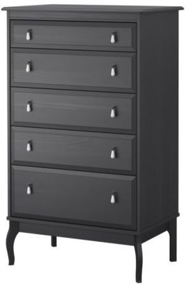 Ikea Edland Chest With 5 Drawers