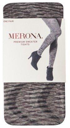 Merona Premium® Women's Spacedye Sweater Tight - Grey
