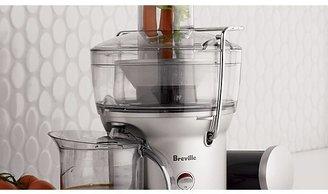 Crate & Barrel Breville Juice Fountain ® Compact