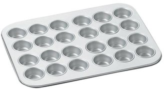 Cuisinart Chef's Classic Nonstick Bakeware 24 Cup Mini Muffin Pan