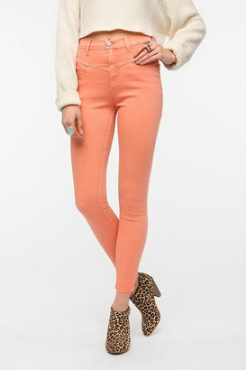 BDG High-Rise Seamed Jean - Coral