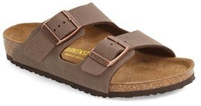 Toddler Girl's Birkenstock 'Arizona' Suede Sandal $59.95 thestylecure.com