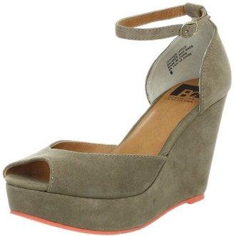 BC Footwear Women's Bright Idea Platform Sandal