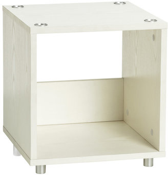Container Store Small Vario Stacking Shelf White