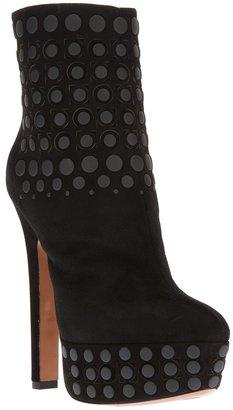 Alaia embellished boot