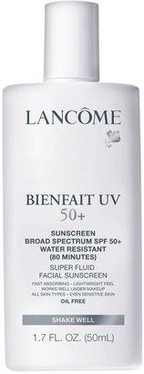 Lancôme Bienfait UV SPF 50+ Super Fluid Facial Sunscreen