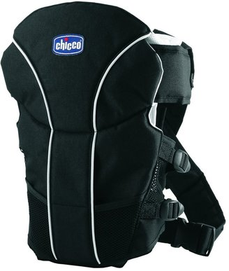 Chicco Ultrasoft Baby Carrier - Black - One Size