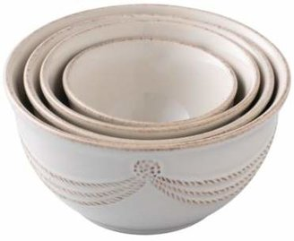 Juliska Berry & Thread Nesting Prep Bowls, Set of 4