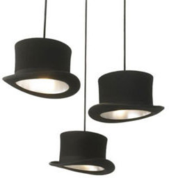 Wooster Black/Silver Pendant by Jake Phipps