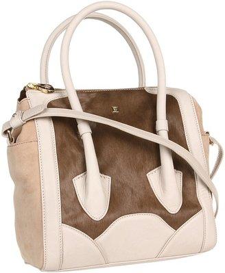 Pour La Victoire Butler Satchel (Natural) - Bags and Luggage