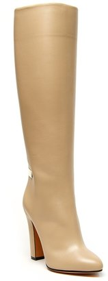 Givenchy almond toe high boot