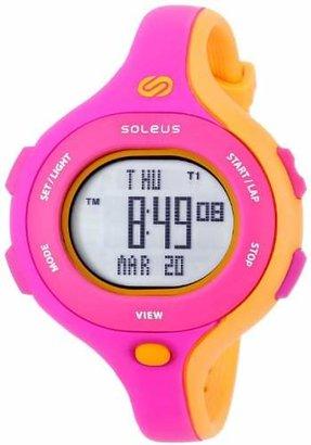 "Soleus Women's SR009-635 ""Chicked"" Fitness Watch"
